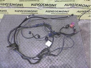 Elektroinštalácia - kabeláž pre motorček stieračov 4F1971271AP 4F0955953 - Audi A6 C6 4F 2008 Avant Quattro S - Line 3.0 Tdi 171 kW ASB KGX