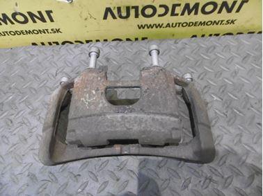 Pravý predný brzdový strmeň 4F0615124 - Audi A6 C6 4F 2008 Avant Quattro S - Line 3.0 Tdi 171 kW ASB KGX