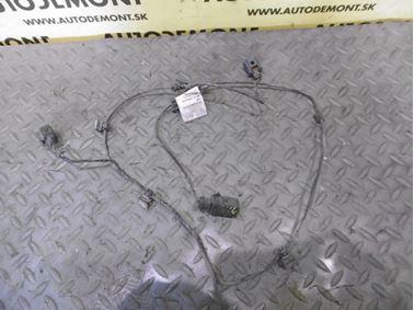 3C5971104D - Elektroinštalácia - kabeláž zadného nárazníka - VW Passat Sedan 2006 - 2011
