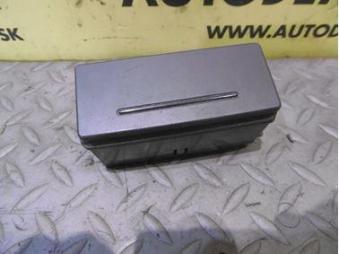 Pravý zadný popolník 4B0857406 4B0857406A - Audi A6 C5 4B 2003 Allroad Avant Quattro 2.5 TDI 132 kW AKE EYJ