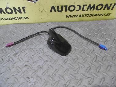 Anténa 4F9035503F - Audi A6 C6 4F 2006 Avant Quattro 3.0 TDI 165 kW BMK HVE