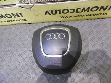Airbag volantu 4F0880201AS - Audi A6 C6 4F 2006 Avant Quattro 3.0 TDI 165 kW BMK HVE
