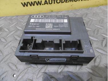 Riadiaca jednotka dverí 4F0959794E 4F0910795E - Audi A6 C6 4F 2006 Avant Quattro 3.0 TDI 165 kW BMK HVE