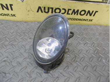 Ľavá hmlovka 4F0941699 4F0941701 - Audi A6 C6 4F 2006 Avant Quattro 3.0 TDI 165 kW BMK HVE