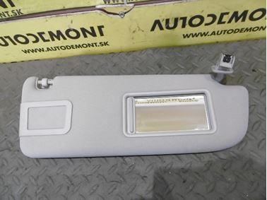 Pravá clonka 4F0857552K 4F0857552L - Audi A6 C6 4F 2006 Avant Quattro 3.0 TDI 165 kW BMK HVE