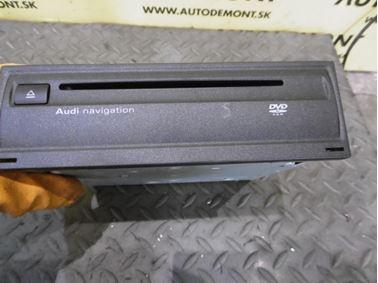 Riadiaca jednotka navigačného systému 4E0919887D 4E0910887Q - Audi A6 C6 4F 2006 Avant Quattro 3.0 TDI 165 kW BMK HVE
