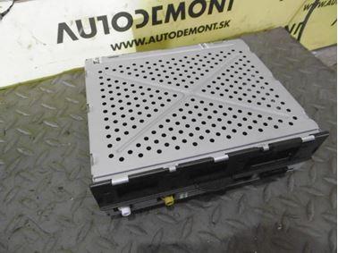 Riadiaca jednotka a prijímač pre autorádio 4F0035541E 4E0910541L - Audi A6 C6 4F 2006 Avant Quattro 3.0 TDI 165 kW BMK HVE