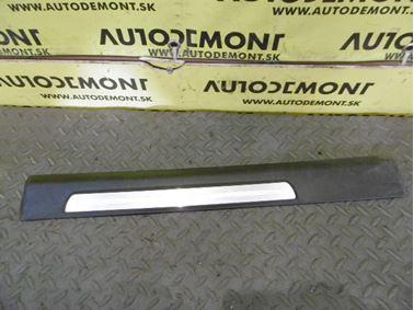 Ľavá zadná vnútorná prahová lišta 4F0853375C 4F0853375D 4F0853375F 4F0853375E - Audi A6 C6 4F 2006 Avant Quattro 3.0 TDI 165 kW BMK HVE