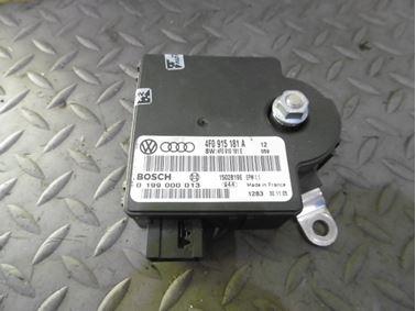 Riadiaca jednotka pre kontrolu batérie 4F0915181A 4F0910181E - Audi A6 C6 4F 2006 Avant Quattro 3.0 TDI 165 kW BMK HVE