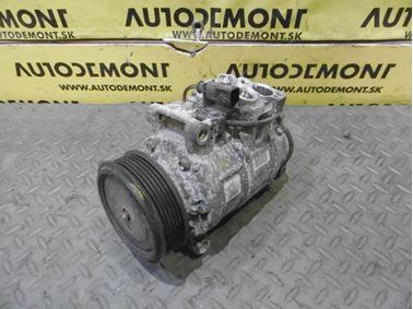 Kompresor klimatizácie 4F0260805N - Audi A6 C6 4F 2006 Avant Quattro 3.0 TDI 165 kW BMK HVE