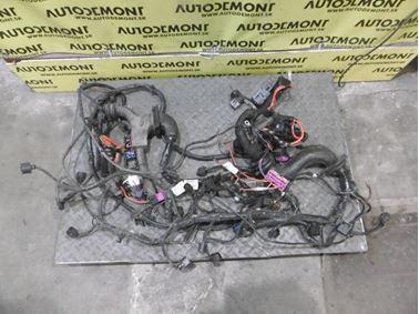 Elektroinštalácia - kabeláž motora 4F1971072DN 4F0971379 4F1971284E 07Z971782 - Audi A6 C6 4F 2006 Avant Quattro 3.0 TDI 165 kW BMK HVE