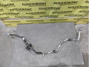 Trubka klimatizácie 4F0260740B 4F0260740 4F0260740A - Audi A6 C6 4F 2006 Avant Quattro 3.0 TDI 165 kW BMK HVE