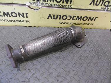 Kompenzátor 059131789L 059131789S - Audi A6 C6 4F 2006 Avant Quattro 3.0 TDI 165 kW BMK HVE