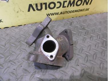 Výfukové zvody - spájač 059131799H - Audi A6 C6 4F 2006 Avant Quattro 3.0 TDI 165 kW BMK HVE