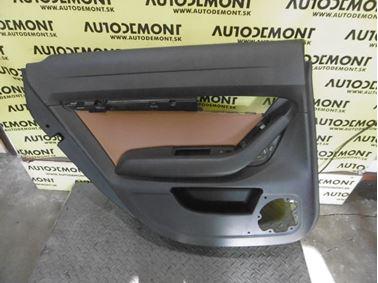 Ľavý zadný tapacír dverí 4F0867305D - Audi A6 C6 4F 2006 Avant Quattro 3.0 TDI 165 kW BMK HVE
