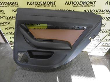 Pravý zadný tapacír dverí 4F0867306D - Audi A6 C6 4F 2006 Avant Quattro 3.0 TDI 165 kW BMK HVE