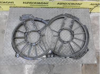 Držiak ventilátorov 4F0121003K - Audi A6 C6 4F 2006 Avant Quattro 3.0 TDI 165 kW BMK HVE