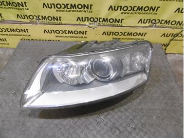 Ľavé predné svetlo 4F0941029AK 4E0941471 1K6953123D 4F0941293A 4F0941159 - Audi A6 C6 4F 2006 Avant Quattro 3.0 TDI 165 kW BMK HVE