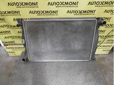 Chladič vody 4F0121251N - Audi A6 C6 4F 2006 Avant Quattro 3.0 TDI 165 kW BMK HVE