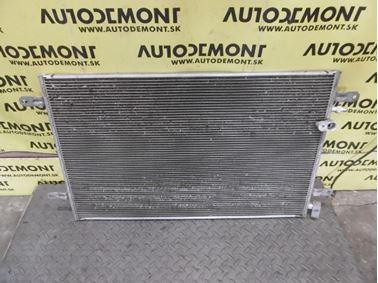 Chladič klimatizácie 4F0260401E 4F0260401P - Audi A6 C6 4F 2006 Avant Quattro 3.0 TDI 165 kW BMK HVE