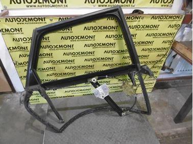 Pravá zadná sťahovačka okna 4F0839462A 4F9839630D - Audi A6 C6 4F 2006 Avant Quattro 3.0 TDI 165 kW BMK HVE