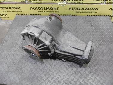 Zadný diferenciál ETS 091105 08V500043B - Audi A6 C6 4F 2006 Avant Quattro 3.0 TDI 165 kW BMK HVE