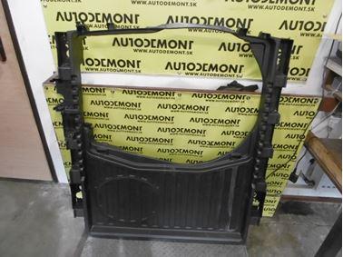 Podlaha - vaňa kufra 4F9864106 4F9864797A - Audi A6 C6 4F 2006 Avant Quattro 3.0 TDI 165 kW BMK HVE