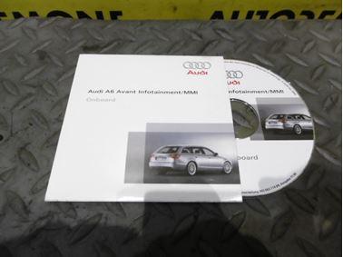 CD príručka - MMI / CD´s Infotainment - MMI 4F0 4F - Audi A6 C6 4F 2006 Avant Quattro 3.0 TDI 165 kW BMK HVE