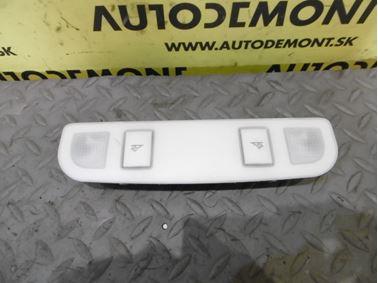 Zadné interiérové svetlo 4F0947111 - Audi A6 C6 4F 2006 Avant Quattro 3.0 TDI 165 kW BMK HVE