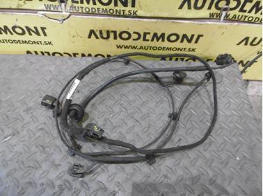 Elektroinštalácia zadných parkovacích senzorov 4F9971085 - Audi A6 C6 4F 2006 Avant Quattro 3.0 TDI 165 kW BMK HVE