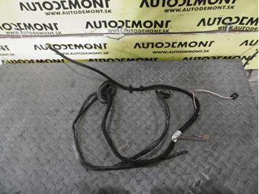 Elektroinštalácia - kabeláž motora 4F9971109Q - Audi A6 C6 4F 2006 Avant Quattro 3.0 TDI 165 kW BMK HVE