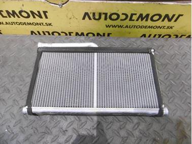 Vložka kúrenia - radiátor 4F0820031C - Audi A6 C6 4F 2006 Avant Quattro 3.0 TDI 165 kW BMK HVE