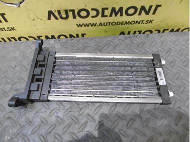Prídavné kúrenie 4F0819011 - Audi A6 C6 4F 2006 Avant Quattro 3.0 TDI 165 kW BMK HVE