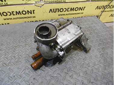 Olejové čerpadlo 07Z115105D - Volkswagen VW Touareg 7L 2005  5.0 Tdi V10 230 kW BLE HAQ