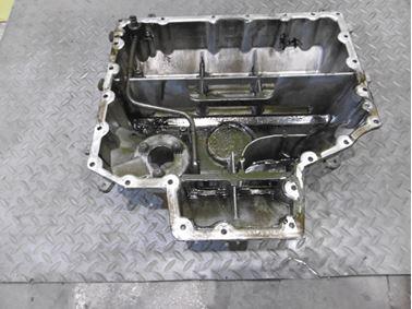 Olejová vaňa 07Z103604E 07Z103601AP - Volkswagen VW Touareg 7L 2005  5.0 Tdi V10 230 kW BLE HAQ