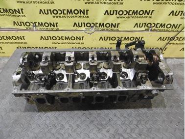 Pravá hlava bloku valcov 07Z103063AG 07Z103903DX 038109601E 038109611E 038109309C - Volkswagen VW Touareg 7L 2005  5.0 Tdi V10 230 kW BLE HAQ