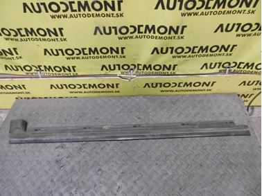 4A0839478 - Pravé zadné tesnenie okna - Audi 100 1991 - 1994 A6 1995 - 1997
