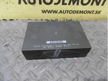 Riadiaca jednotka komfortu a centrálneho zamykania 1C0959799B 5DK00821400 - Škoda Octavia 1 1U 2002 Sedan Elegance 1.9 Tdi 81 kW ASV EGS
