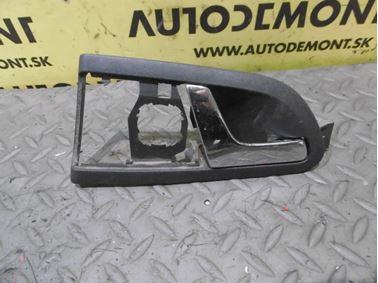 Pravá zadná vnútorná kľučka 1U4839248B - Škoda Octavia 1 1U 2002 Sedan Elegance 1.9 Tdi 81 kW ASV EGS