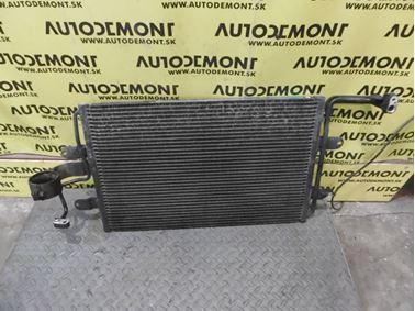 Chladič klimatizácie 1J0820411D 1J0820413N - Škoda Octavia 1 1U 2002 Sedan Elegance 1.9 Tdi 81 kW ASV EGS