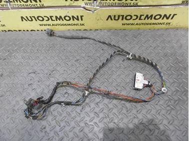 Elektroinštalácia - kabeláž zadných dverí 1U4971161AD - Škoda Octavia 1 1U 2002 Sedan Elegance 1.9 Tdi 81 kW ASV EGS