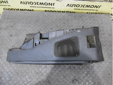 Ľavý kufrový tapacír 1U6867761C 1U6867761D 1U6867763B - Škoda Octavia 1 1U 2002 Sedan Elegance 1.9 Tdi 81 kW ASV EGS