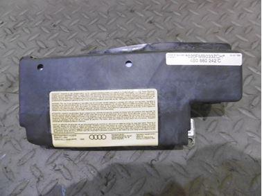 4B0880242C 4B0880242B 4B0880242D 4B0880242H 4B0880242J - Pravý predný airbag sedačky - Audi A6 1998 - 2005 A6 Allroad 2000 - 2005