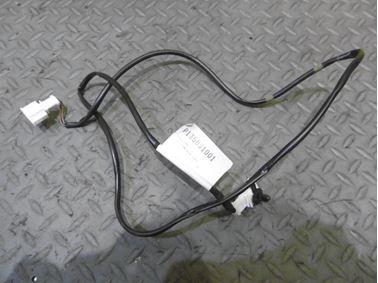 Elektroinštalácia - kabeláž výhrevu prednej sedačky 3B0971396B - Škoda Superb 1 3U 2003 Sedan 2.5 Tdi 114 kW AYM FRF