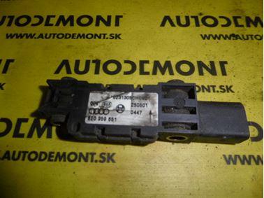 8E0959651 8E0959651B - Nárazový senzor airbagu