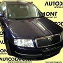 Obrázok pre kategóriu Škoda Superb 1 3U Sedan 2003, 2.5 Tdi 114 kW AYM, 6 st. manuál FRF,farba modrá 9460