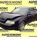 Obrázok pre kategóriu Audi A6 C5 4B Sedan 2000, 2.5 Tdi 110 kW AKN, 6 st. manuál DQS,farba modrá ming - perleťová LZ5L