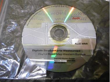 4E0919884E - DVD navigácie
