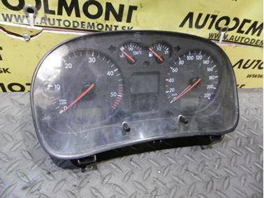 1J0920821B - Prístrojový panel - budíky - VW Golf 4