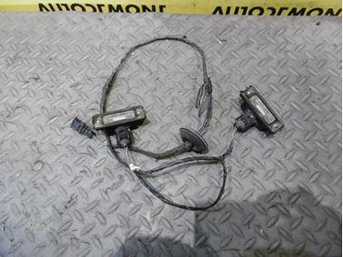 1J6971194A 1J6943021 - Elektroinštalácia - kabeláž osvetlenia ŠPZ - VW Golf 4 1998 - 2006